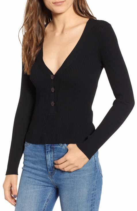 Black Pullovers for Women  faa97b2cc