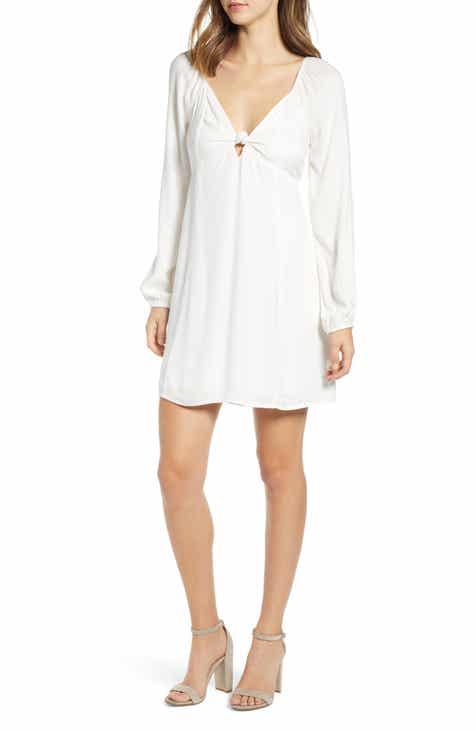 White Summer Dresses Nordstrom