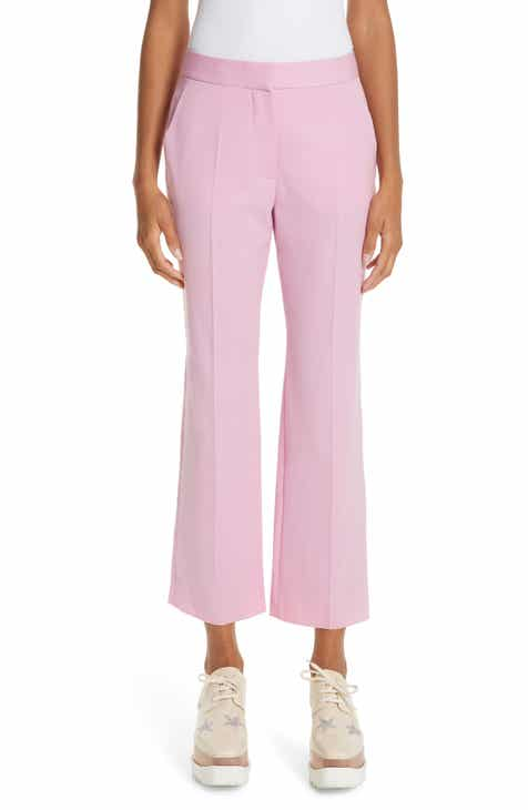 Stella McCartney Wool Ankle Pants by STELLA MCCARTNEY