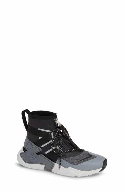 b34aec662acf Nike Air Huarache Gripp Shield Water Repellent Sneaker (Big Kid)