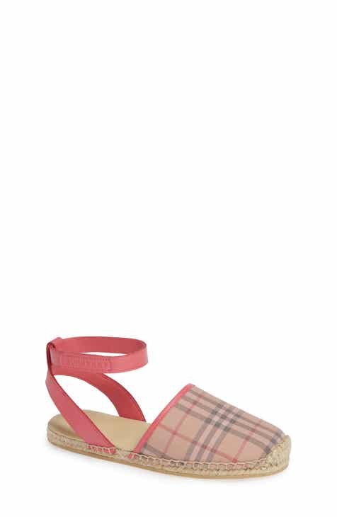 dce421f3c80 Burberry Elizabeth Espadrille Sandal (Toddler   Little Kid)
