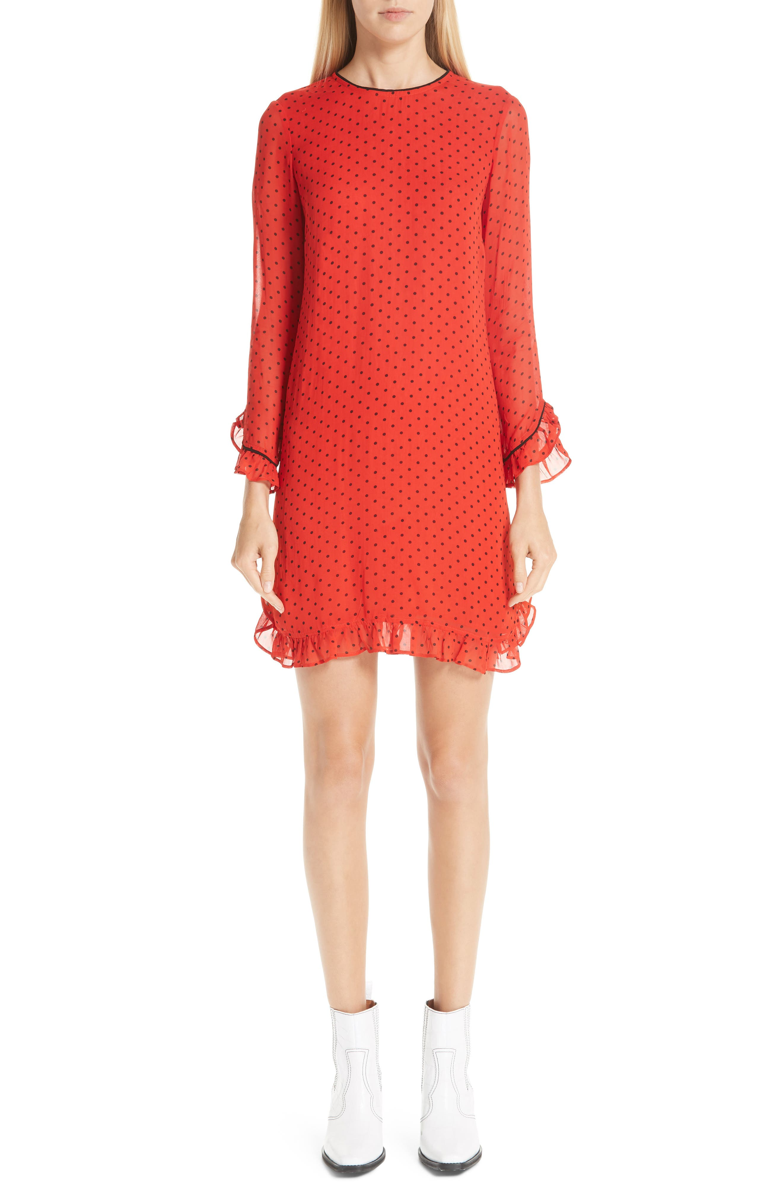 Red Designer Dresses