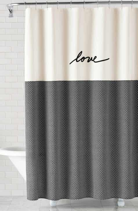 ED By Ellen Degeneres Love Shower Curtain
