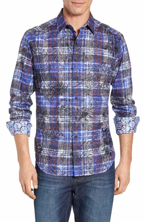 877b785438b Robert Graham Akada Classic Fit Sport Shirt