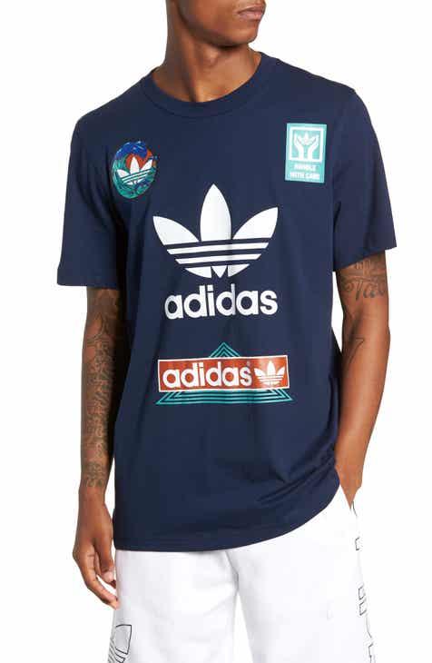 Men s Adidas Originals T-Shirts   Graphic Tees  80120c698e84
