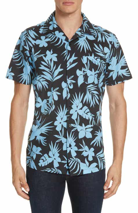 b12d61d3 Men's Hawaiian Shirts | Nordstrom