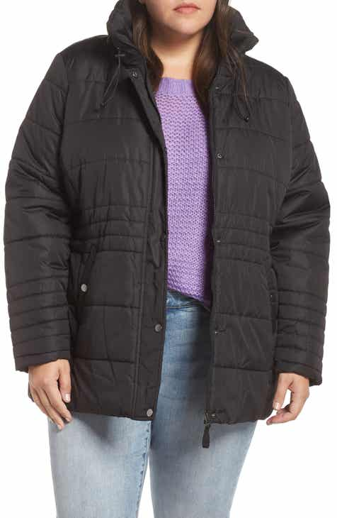 Women S Quilted Plus Size Coats Amp Jackets Nordstrom