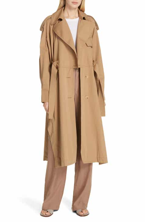 758923610805b Vince Long Trench Coat