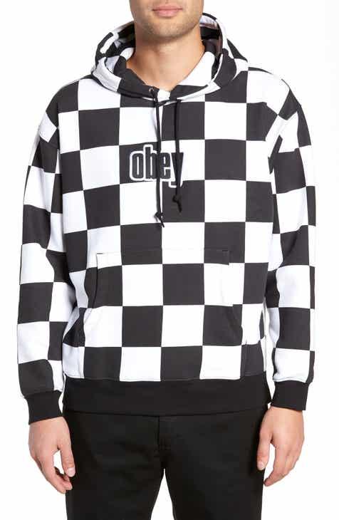 2faa0bd72419 Obey Gusto Hooded Sweatshirt
