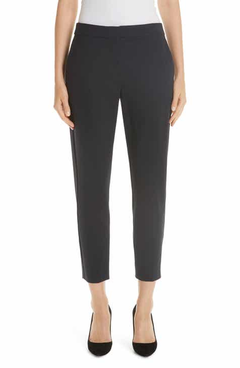 Max Mara Pegno Slim Stretch Jersey Pants by MAX MARA