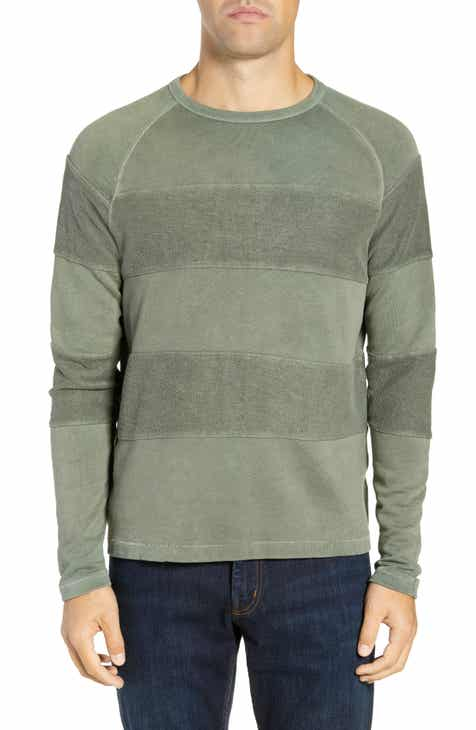 220f4760f French Connection Tonal Stripe Regular Fit Sweatshirt