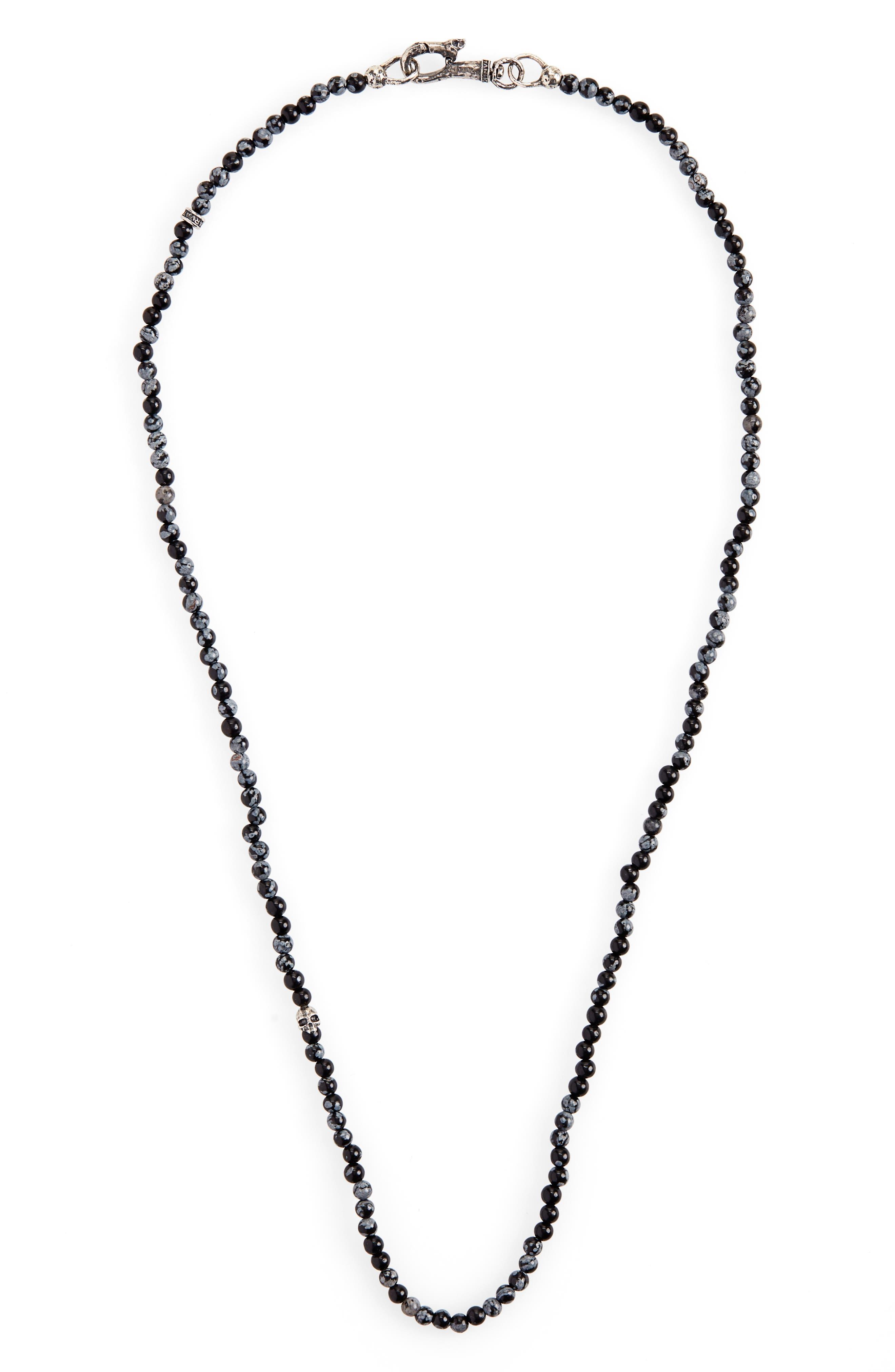 men s necklaces pendants chains nordstrom  product image