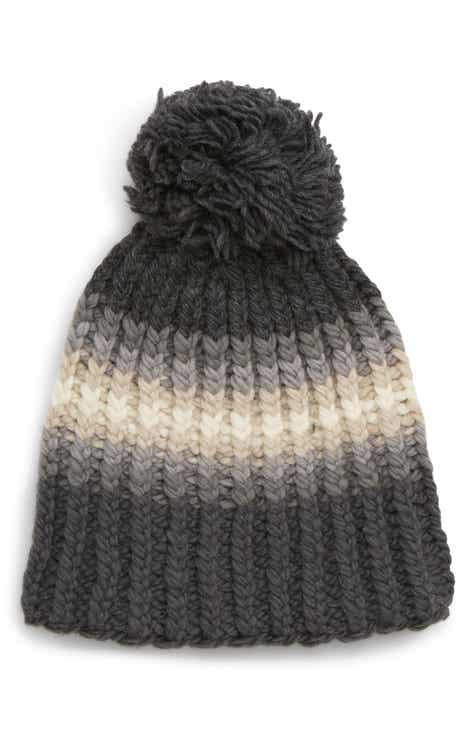 purchase cheap 31872 ed3f6 Nirvanna Designs Hi Fidelity Pom Beanie