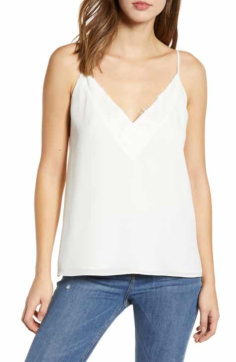 af320fee36960 Socialite Lace Trim Camisole Top