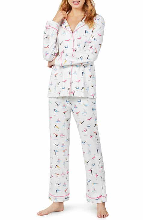 ff0b0a6e8a BedHead Print Knit Pajamas