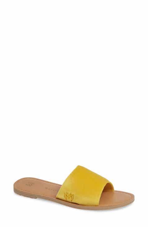 56ef5f99014e Malvados Icon Taylor Plush Slide Sandal (Women)