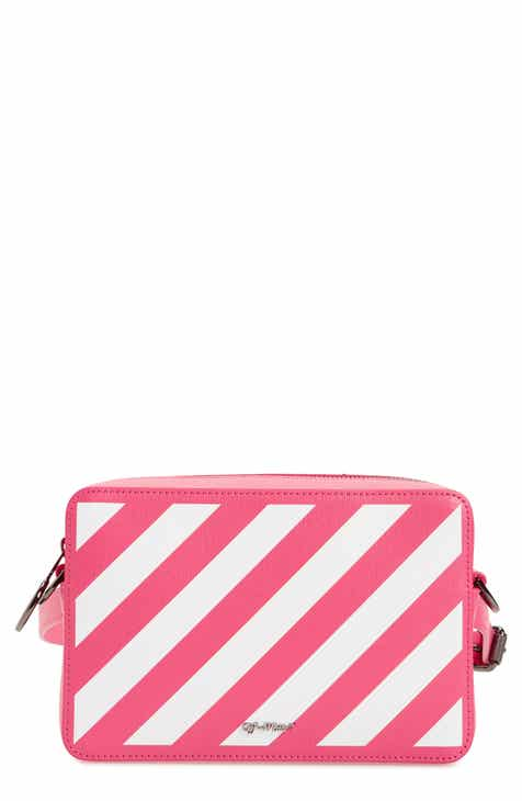 a6054402791be Off-White Diagonal Fanny Pack