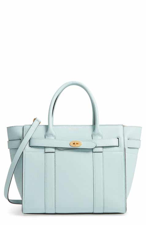 bba354069f Mulberry Small Zip Bayswater Classic Leather Tote