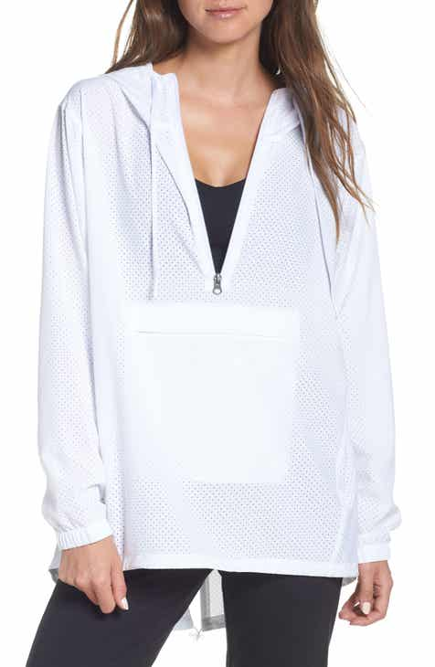 Zella Aura Packable Anorak By ZELLA by ZELLA Coupon