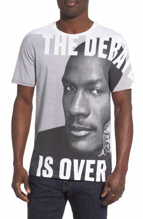 b3b4fbb0dd0d4e Jordan JSW Greatest Graphic T-Shirt