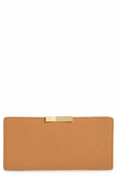 Ted Baker London Emblyn Leather Matinée Wallet 87e3e847bb