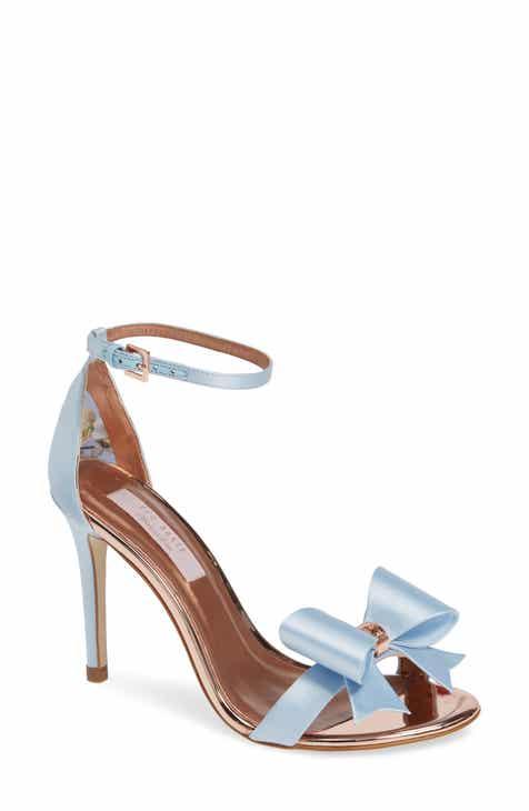 ee27ab9d6e2f Ted Baker London Bowdalo Ankle Strap Sandal (Women)