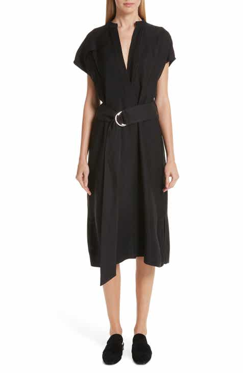 Partow Tristan Belted Dress by PARTOW