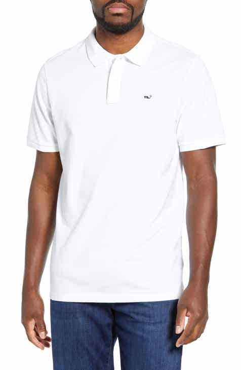 6dc256111 vineyard vines Regular Fit Stretch Piqué Polo