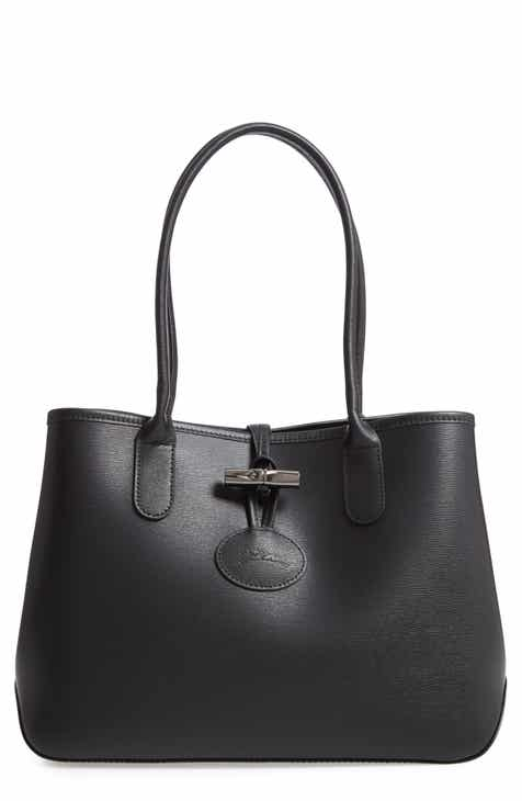 566f8ac0f4 Longchamp Roseau Leather Tote