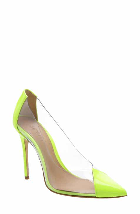 87d0685f5783 Schutz Cendi Transparent Pump (Women)