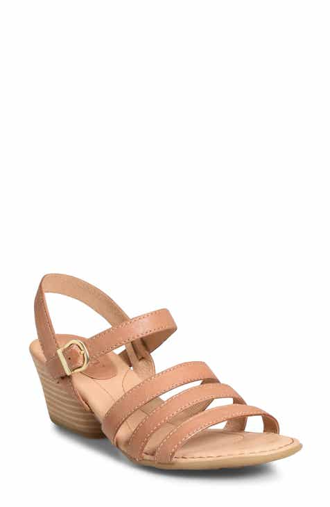 e71548899aa Børn Lasal Sandal (Women).  104.95. Product Image. TAN LEATHER  BROWN  LEATHER