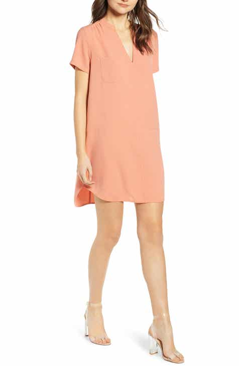 All in Favor Hailey Crepe Dress 106451dcf