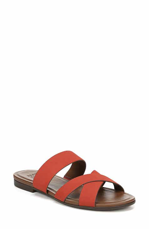 abb3184eeff8 Naturalizer Treasure Slide Sandal (Women)