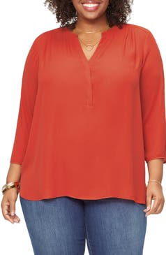 Nydj Women S Shirts Blouses Clothing Nordstrom