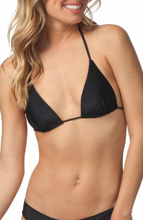 Beth Richards Heather High Waist Bikini Bottoms by BETH RICHARDS