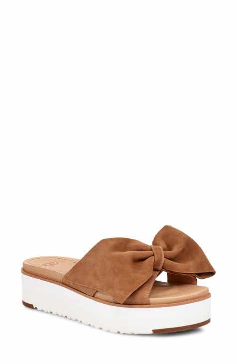 e13ceac9910e UGG® Joan II Platform Slide Sandal (Women)