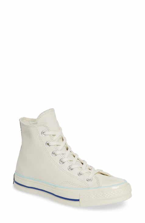 Converse Chuck Taylor® All Star® 70 High Top Leather Sneaker (Women) db6c42121