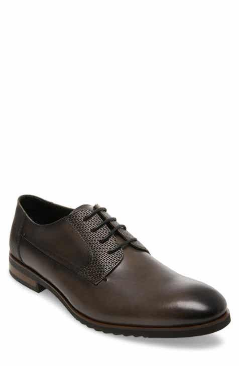 e93fa65ce4de Steve Madden Lansing Plain Toe Derby (Men)