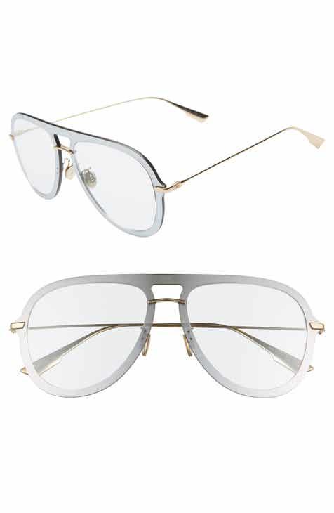 6b76c7968bd4 Dior Ultime1 57mm Aviator Sunglasses