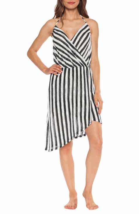 Isabella Rose Ships Ahoy Cover-Up Dress by ISABELLA ROSE