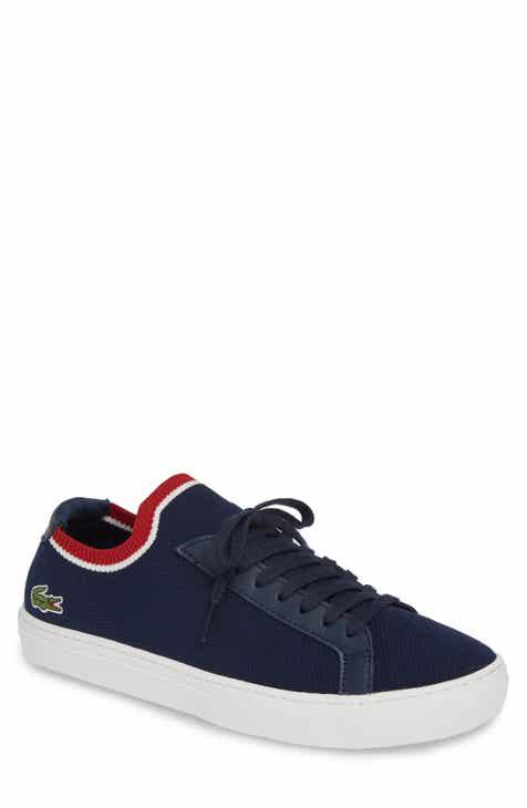 d74d4a8e605d7 Lacoste Piqué Knit Sneaker (Men)