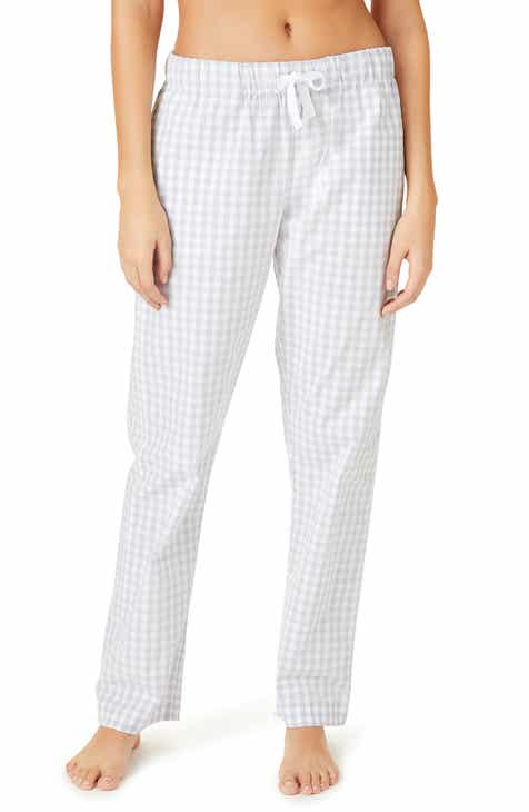 The White Company Cotton Flannel Pajama Pants by THE WHITE COMPANY