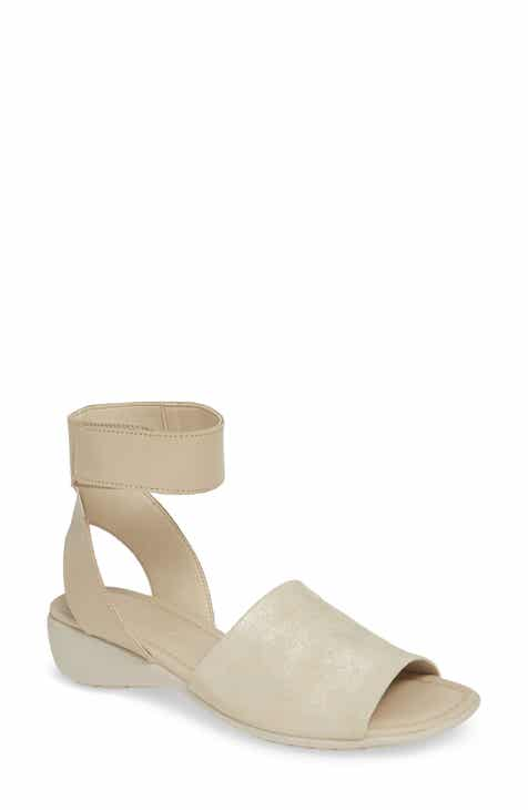 a48dce00c7f1 The FLEXX  Beglad  Leather Ankle Strap Sandal