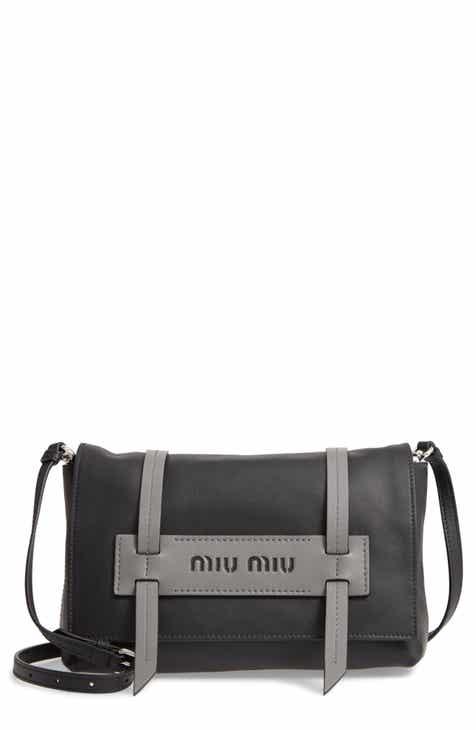 e44d0d826c7 Black Miu Miu Handbags for Women   Nordstrom