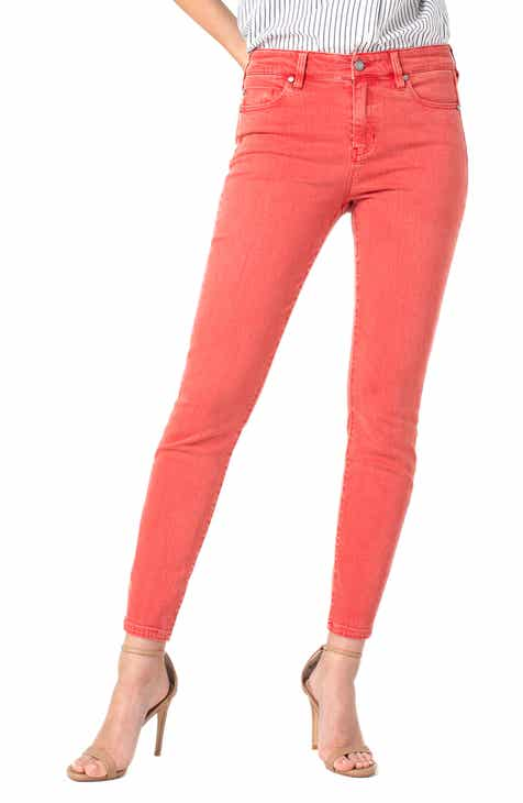 Liverpool Penny Ankle Skinny Jeans (Regular & Petite) by LIVERPOOL
