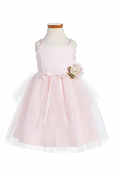 6dbf61967e0c44 Us Angels Tulle Ballerina Dress (Toddler)