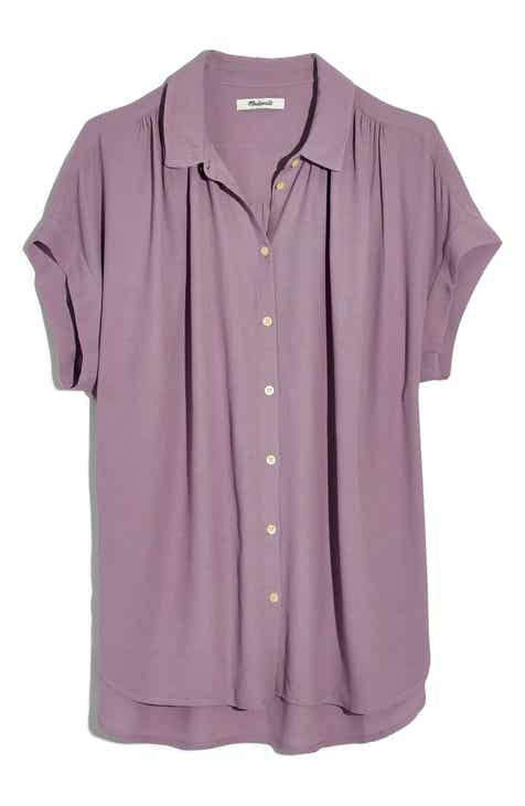 Madewell Women s Purple Clothing   Accessories  2481983670919