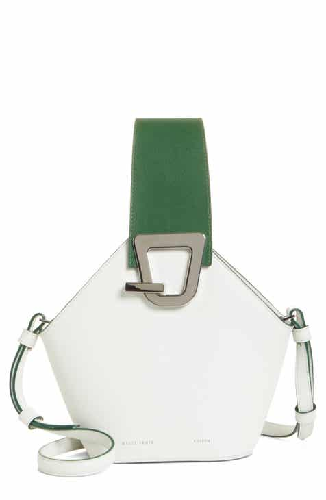 fd00024d05b73 Danse Lente Mini Johnny Leather Bucket Bag