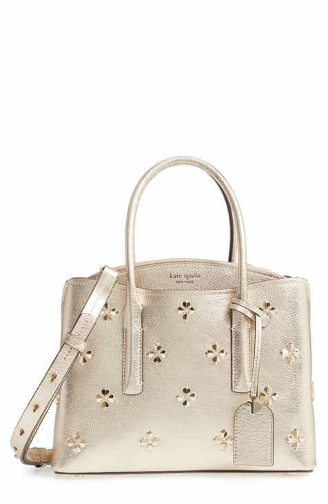 230eb306e630 kate spade new york medium margaux embellished leather satchel