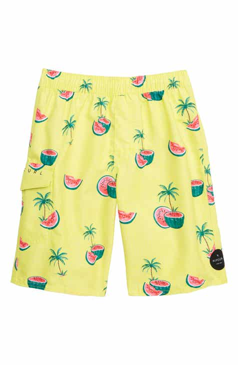 Rip Curl Mellon Volley Swim Trunks (Big Boys)